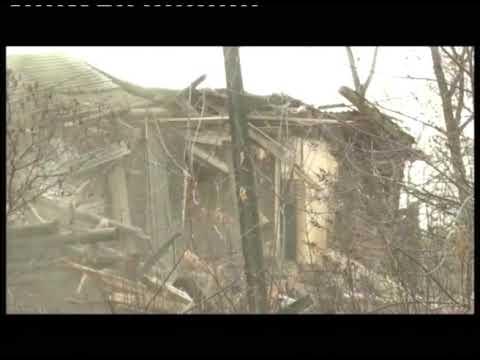 Расселенный ветхий дом на Хромпике снесли