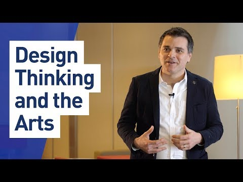 Cutting-Edge Innovation: What Can We Learn From Design Thinking and the Arts? – Cyril Bouquet
