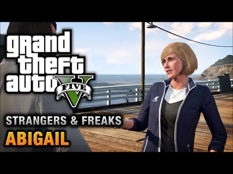 GTA 5 - Abigail / Submarine Pieces Location Guide [Strangers