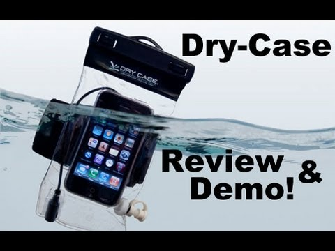 dry-case-&-dry-buds-water-proof-review-&-test- -iphone-5-4s-samsung-s3-s2-note-2