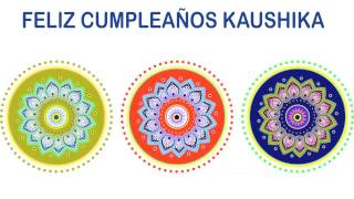 Kaushika   Indian Designs - Happy Birthday