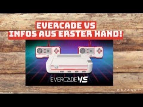 Evercade VS deutsch