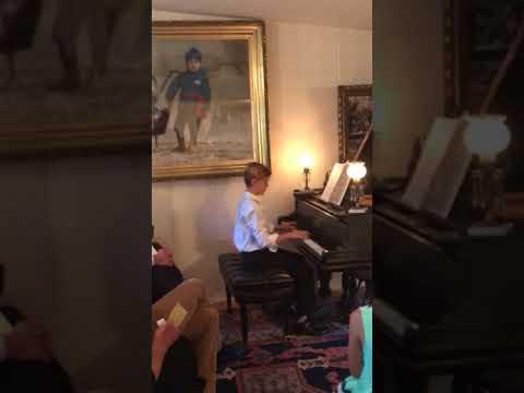 Piano Recital 2017