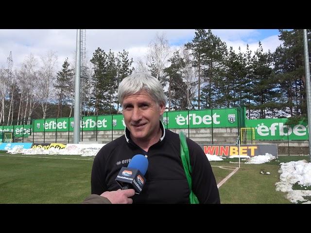 YouSofia TV: Интервю с Михаил Ролев, вратар на Пирин (Бл) – ветерани