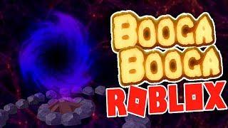 VIAGEM AO VOID! Roblox Booga Booga #2 (Ft. Cazum8)