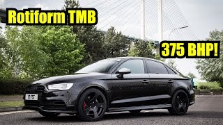 audi s3 saloon revo stage 1 review and new wheels