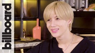 Taemin explains the artistic vision, choreography and genres explored in his latest solo album 'want,' working as a soloist versus member of shinee, and...
