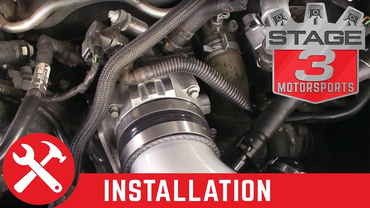 BBK 1821 Power Plus 85mm Throttle Body for Mustang GT 5.0L