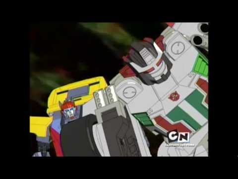 Transformers Voltron Voice Link Ty Olsson