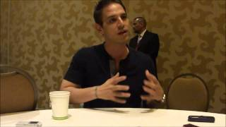 The Flash interview with Executive Producer Greg Berlanti Thumbnail