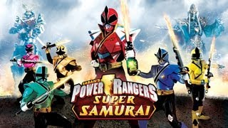 Power Rangers Super Samurai Kinect Walkthrough Part 4 Final