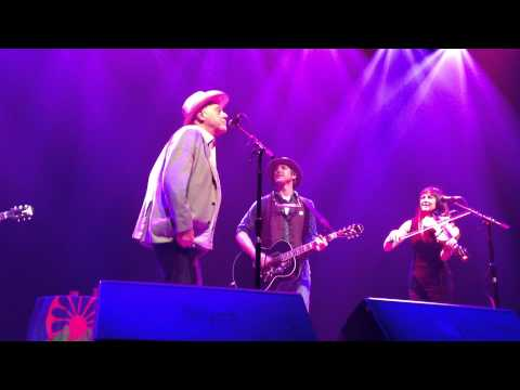 Todd Snider w/ Jerry Jeff Walker, Jason Isbell, Amanda Shires -
