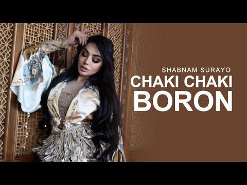 Shabnam Surayo - Chaki Chaki Boron