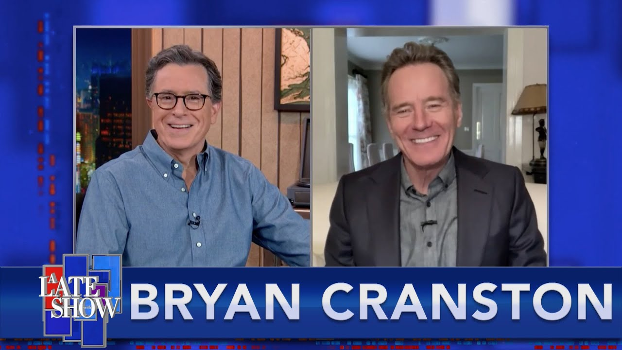 """Bryan Cranston Settles Holiday Arguments In """"Bryan Cranston's Yule Of Law"""""""