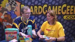 Liesbeth Bos on designing games for children — a discussion at the 2017 Origins Game Fair