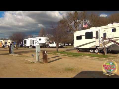 full hook up camping near yellowstone