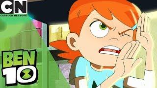 Ben 10 | Gwen is the Real Hero | Cartoon Network