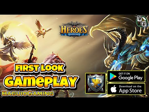 Might & Magic Heroes: Era Of Chaos - Gameplay Strategic RPG Mobile Game