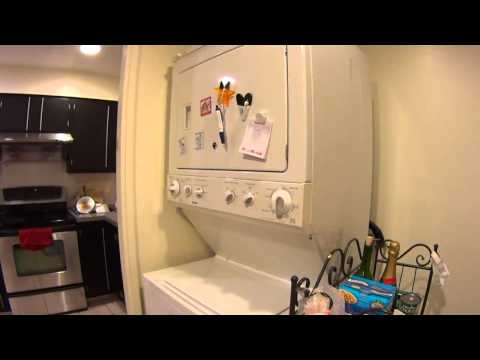 Kenmore stacked washer and dryer combo January 26 2014
