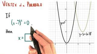 x coordinate - College Algebra