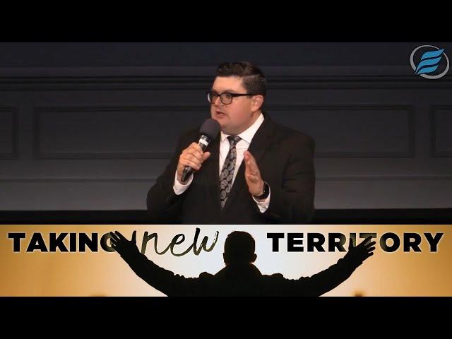 03/28/2021 | Taking New Territory | Rev. Tyler Ritchey