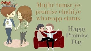 Happy Promise Day   Wishes, best quotes, Facebook Status and WhatsApp  Status Messages