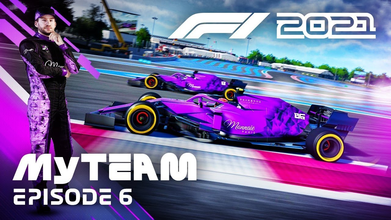 F1 2021 Career Mode Part 6: Our Worst Fears Have Been Realised