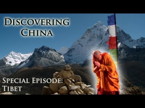 Discovering China - TIbet - Roof of the World