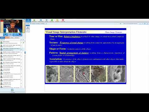16 Nov 2017 RS and GIS Techniques in Geology and Geomorphology by Dr. R.  S.  Chatterjee