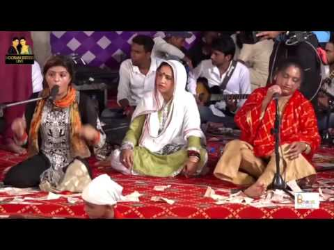 NOORAN SISTERS :-  LIVE PERFORMANCE  2016 | GIDHA PAINDA  | OFFICIAL FULL VIDEO HD