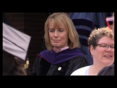 Hassan Confronted on Cannabis Hypocrisy at KSC Graduation 2015
