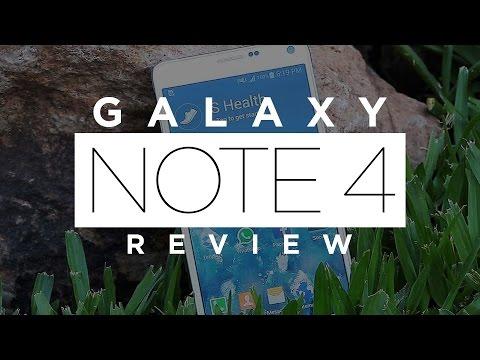 [Review] Samsung Galaxy Note 4 (en español) - Argentina