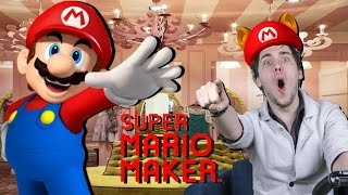 AMIIBO DRESSING ROOM | Super Mario maker #4
