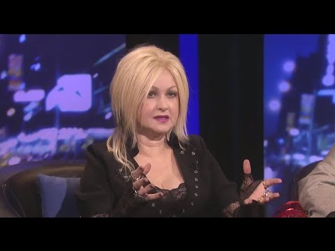 "CYNDI LAUPER and HARVEY FIERSTEIN on ""Kinky Boots"" (Full Episode)"