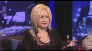 CYNDI LAUPER and HARVEY FIERSTEIN on