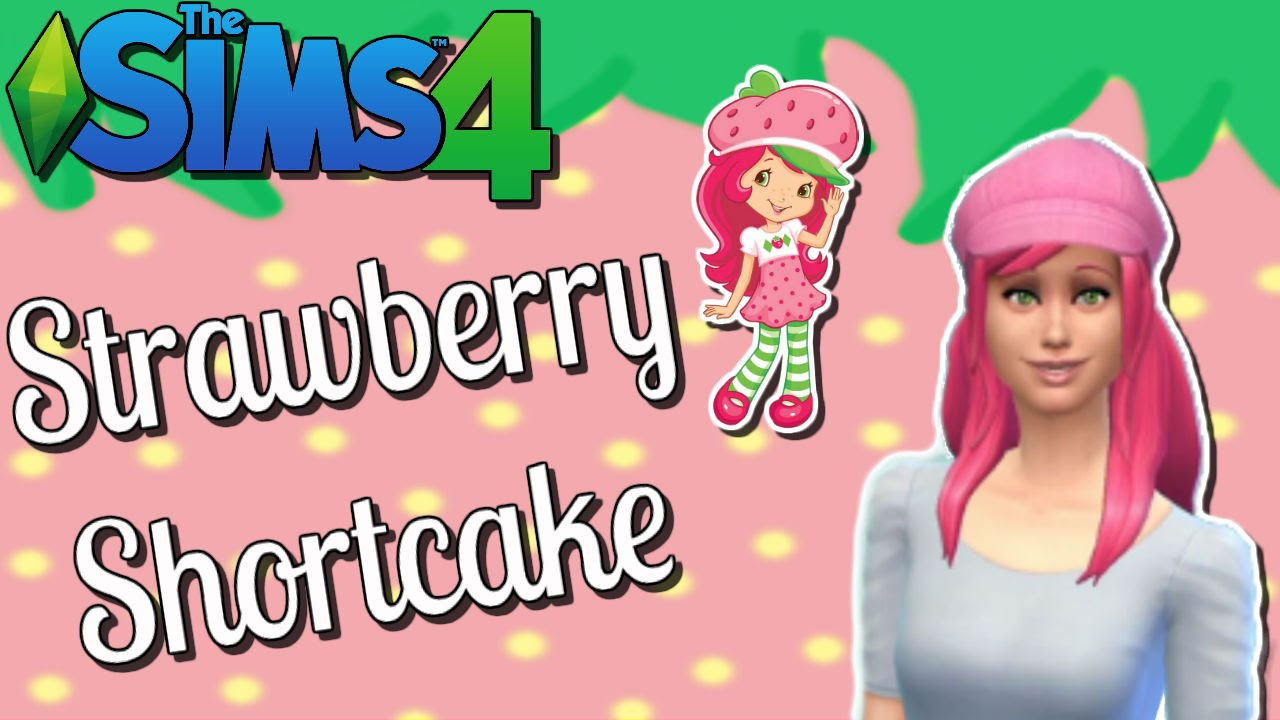 sims 4 how to get strawberries