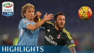 Lazio - Milan 1-3 - Highlights - Matchday 11 - Serie A TIM 2015/16