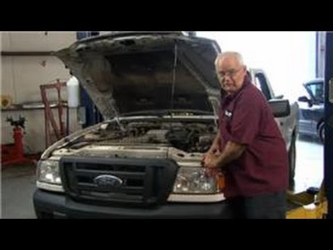 Maintaining a Vehicle : How to Tell if Struts Are Going Bad on a Truck