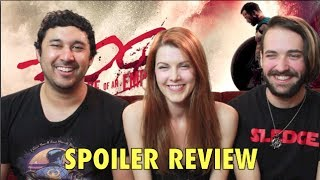 300: RISE OF AN EMPIRE SPOILER REVIEW!!!