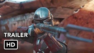 The Mandalorian Trailer #2 (HD) Disney+ Star Wars series