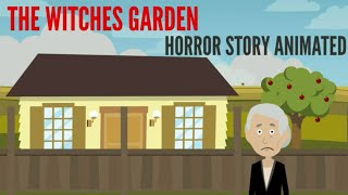The Witches Garden Horror Story Animated