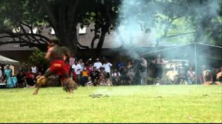 Samoan Fire Knife Dance | Te Mana o Te Moana