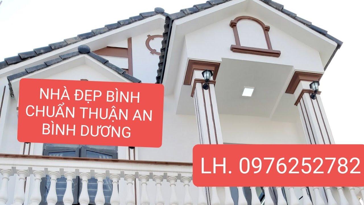 Bán nhà Sổ Hồng Riêng | Bình Chuẩn | Thuận An | Bình Dương. Giá 2,4Tỷ. 0976252782.