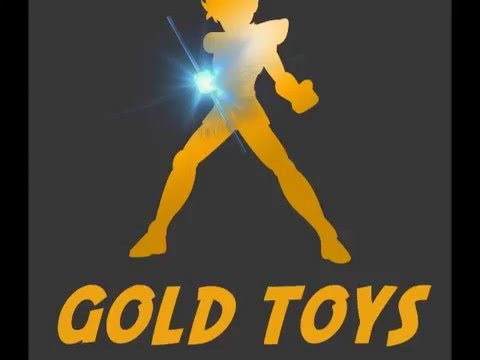 GOLD TOYS - BANDAI VS METAL CLUB
