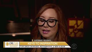 Tori Amos on the  muses  that inspire her songs - CBS Saturday Sessions