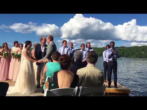 Sam and Chelsea | Lac Pemichangan Wedding