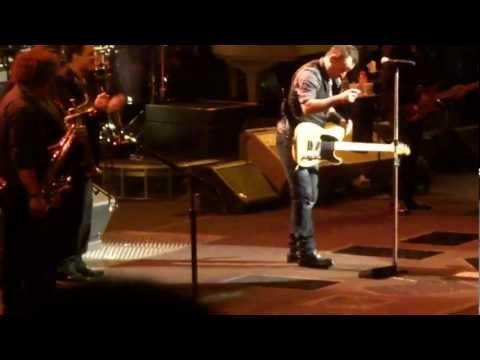 Bruce Springsteen - Open All Night (ALL) - Omaha-11/15/12