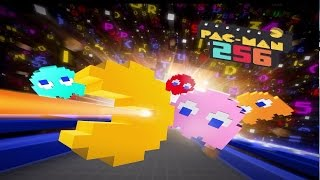 PAC-MAN 256 (by BANDAI NAMCO Entertainment Europe) - iOS/Android - HD Gameplay Trailer
