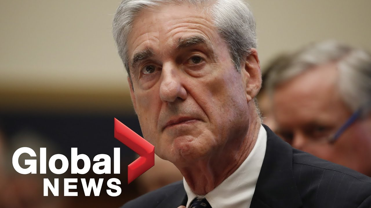 Robert Mueller's testimony before U.S. House Judiciary Committee | FULL