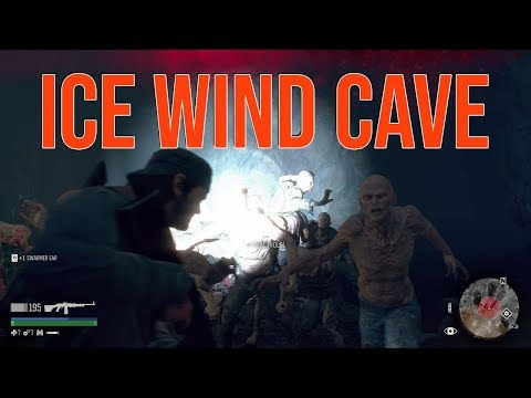 Days Gone: Ice Wind Lava Cave (Reacher & Horde)